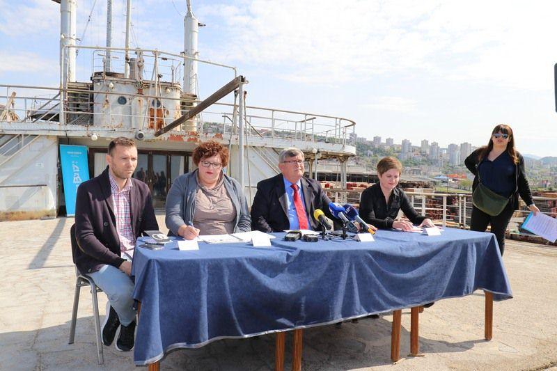 projekt obnove broda galeb i palače šećerane