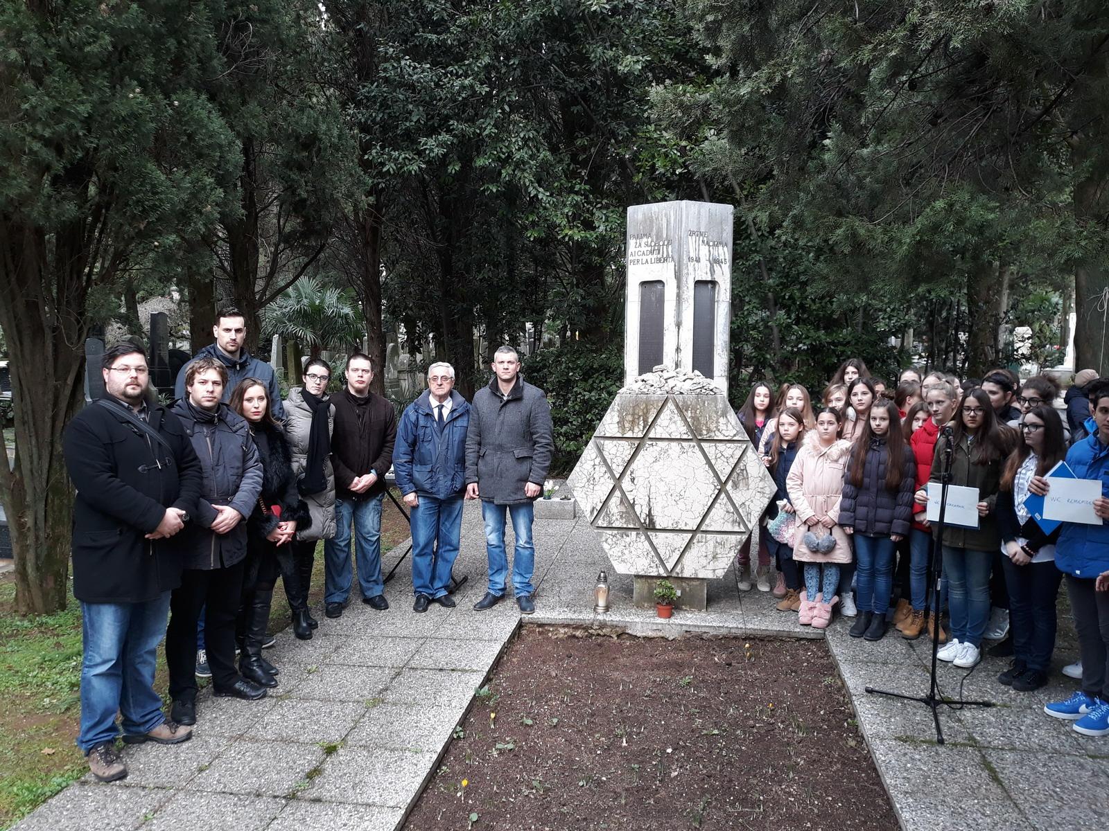 dan sjećanja na holokaust 2018. godine