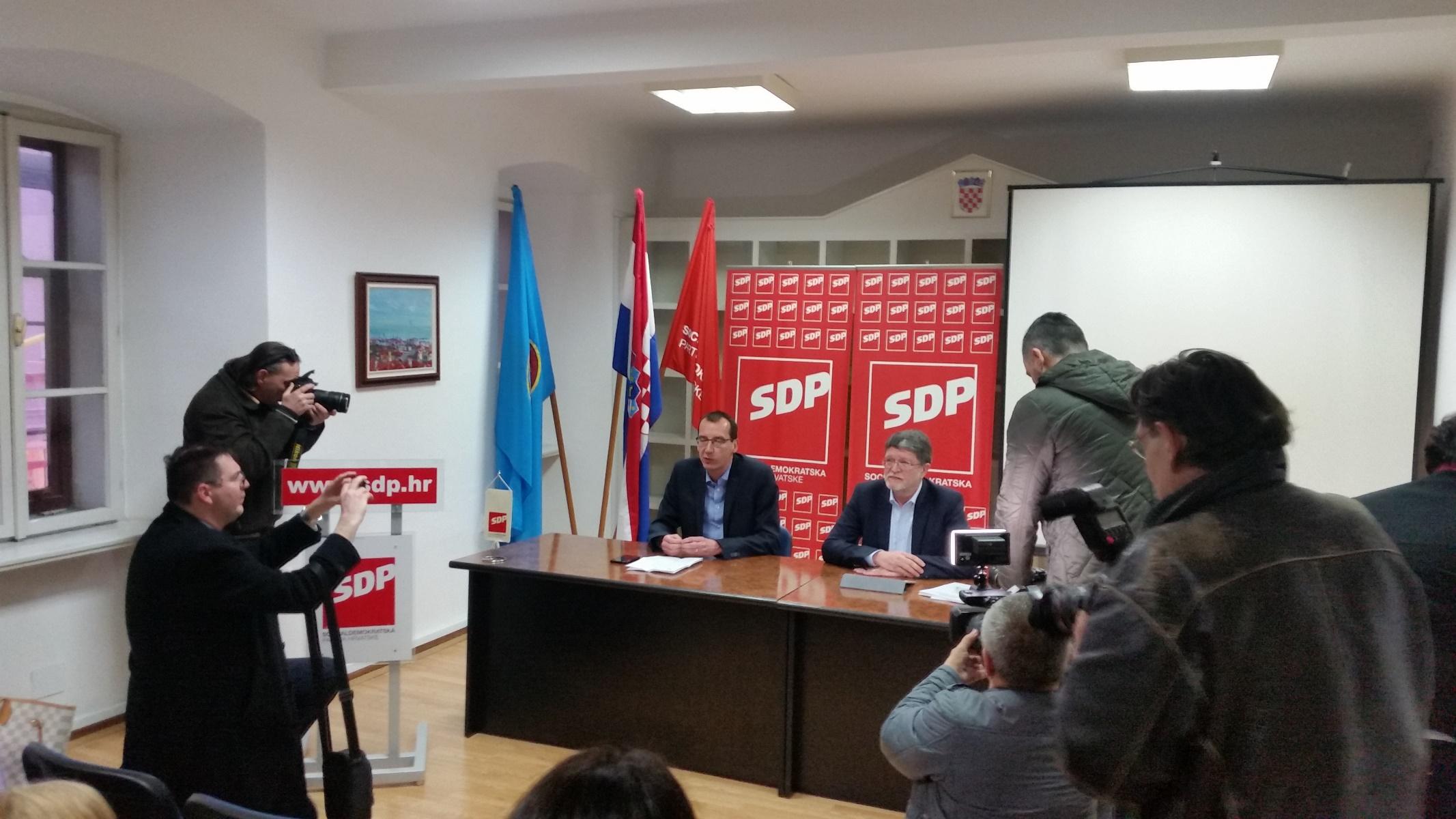 hrvatska, eu, socijaldemokracija - ususret euroizborima
