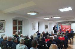 tribina o radu kluba zastupnika SDP