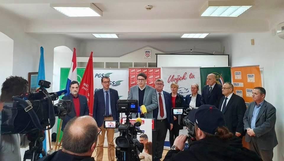 Izabrani predsjednik Zoran Milanović
