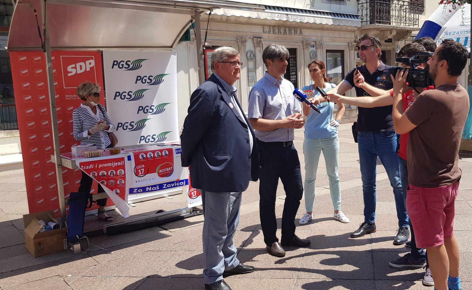 Vojko Obersnel i Darijo Vasilić