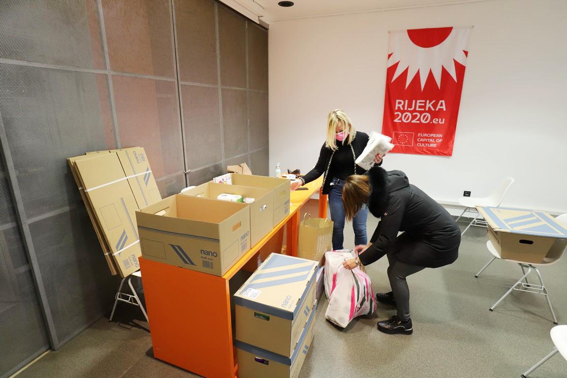 Humanitarna akcija u organizaciji Kluba vijećnika SDP-SDSS-HL